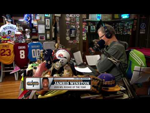 Jameis Winston on The Dan Patrick Show (Full Interview) 2/6/17