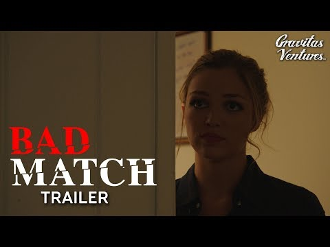 Bad Match  I Lili Simmons Jack CutmoreScott Horror Film