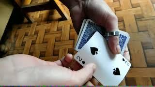 Shin LIM card control freak tutorial