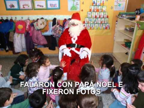 O CEIP Amor Ruibal celebra o Nadal 2012-13