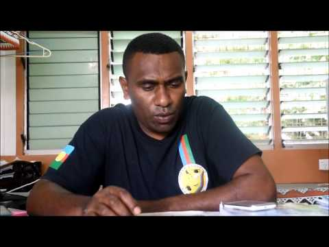 Vanuatu USP Student President