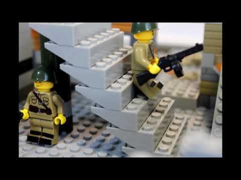 Lego WW2 Сталинград серия 3