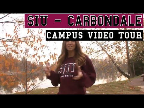 Southern Illinois University Carbondale - Campus Tour