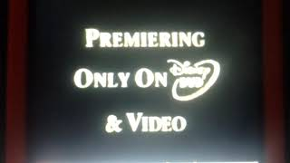 Opening to Disney's Sing-Along Songs: Be Our Guest 2004 VHS