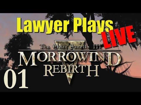 Morrowind Rebirth LIVE!