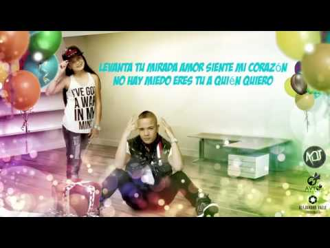 Alexander Dj ft Tatiana La Baby Flow - Solo Una Vida Entera VIDEO LYRICS
