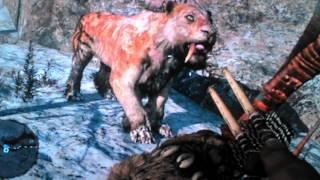 Ужас на меня напала стая волков