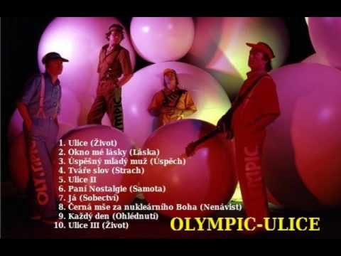 Olympic - Ulice (1981) rock