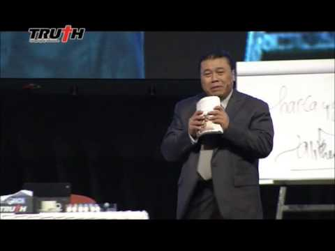 Pdt DR Erastus Sabdono - Financial Freedom - Sesi 1 dan 2