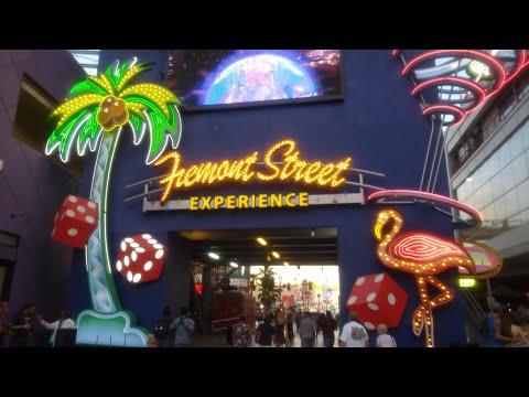 Fremont Street Experience Las Vegas from YouTube · Duration:  3 minutes 54 seconds