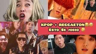 Reggaetonero va a Corea a hacer KPOP