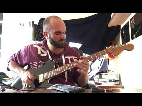 Walking By Myself, Gary Moore Cover