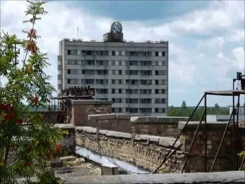 Фото и видео чернобыля и припяти в наши дни и ликвидация ...