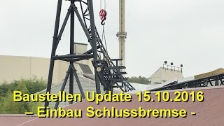 Star Trek™ Operation Enterprise - Baustellen Update 15.10.2016 /Movie Park Neue Achterbahn 2017(, 2016-10-16T11:14:51.000Z)