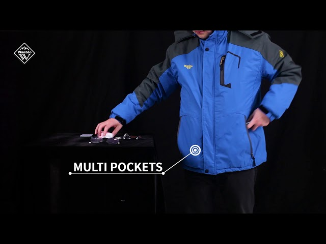 Top 10 Waterproof Jackets For Men Of 2019 Video Review
