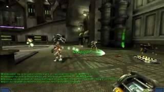 Unreal Tournament 2003.Es (Game play)