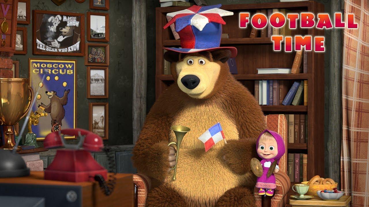 masha and the bear english episodes download