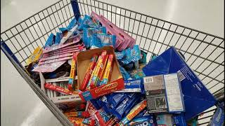 Walmart Candy Clearance | No Coupons Needed | One Cute Couponer