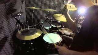 Zara Larsson - Lush Life - Drum Cover