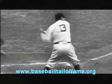 National Baseball Hall of Fame spot