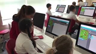Alkev Okulları'nda Avrupa Kodlama Haftası Etkinlikleri
