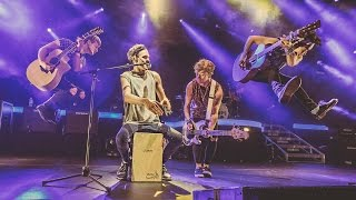 My Chemical Romance - Teenagers (live cover by the Vamps at Birmingham Indoor Arena)