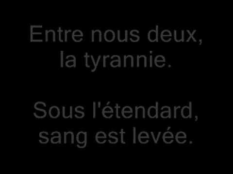 Melissmell! Aux armes! Paroles-Texte (Entier)