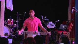 Michael Kelly - Camp Meeting 2015