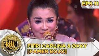Goyang Asyik Okky Lukman Ft Fitri Carlina [PAMER BOJO] - Kontes KDI Eps 11 (30/9)