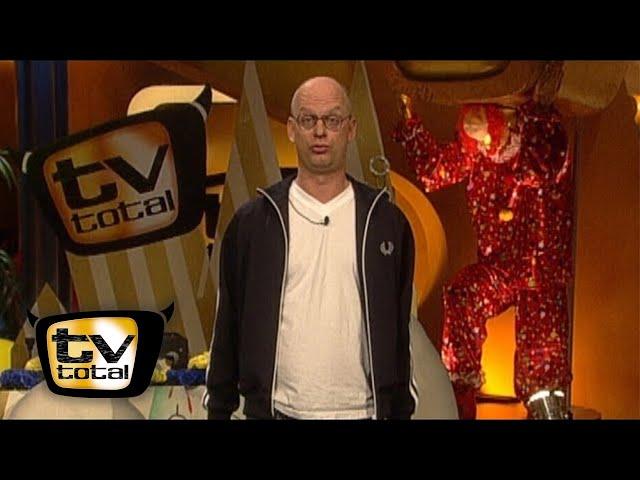Stimmungskanone Rüdiger Hoffmann - TV total
