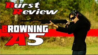 Browning A5 Stalker Review - Burst Review!(, 2014-01-01T20:00:03.000Z)