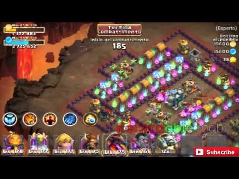 Castle Clash Expert Dungeon 6-2