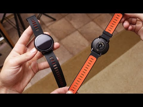 Умные часы Xiaomi Amazfit Pace - Обзор