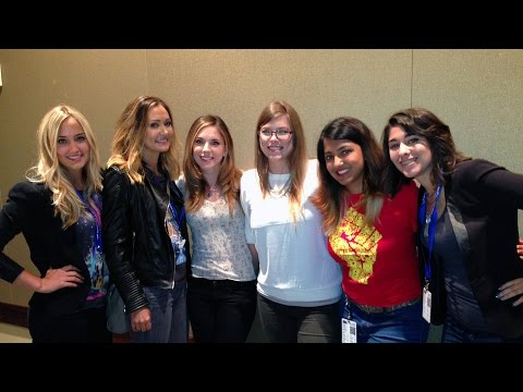 Women Surviving and Thriving in Games Media - PAX Prime 2014 Panel