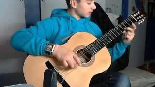 Copy of Видео урок игры на гитаре простая мелодия Кузнечик