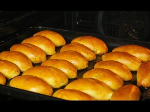 Пирожки в духовке рецепты приготовление теста