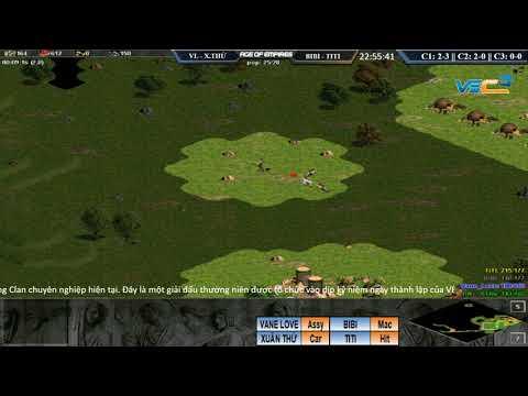 2vs2 - C2T3 || Vane Love , Xuân Thứ vs BiBi ngày 24/5/2012