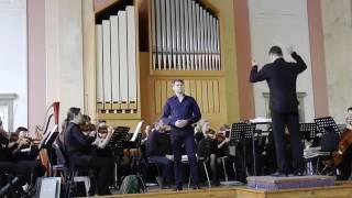 Ариозо короля Рене/ Aria of King Rene. Alexander Borodin bass