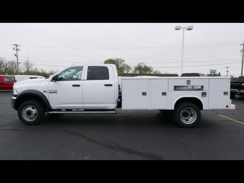 2018 Ram 5500 - Reading Service Body For Sale in Piqua Ohio | 28766T
