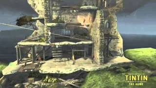 Gamescom 2011: The Adventures of Tintin: The Game - Official Trailer (Xbox 360)