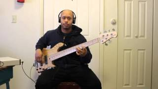 The blood still works - Malcolm Williams Bass Cover