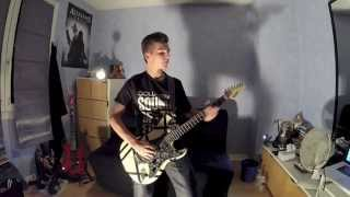 Satriani - Shockwave Supernova - guitar cover by Matt Defer (HD)