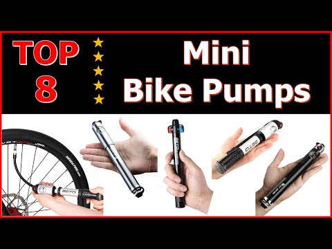 8 Portable Bike Pumps for 2020 | BETO, West Biking, Giyo, RockBros, INBIKE