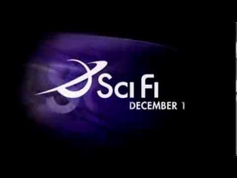 SCI FI Channel Launch - 1st December 2006 - YouTube