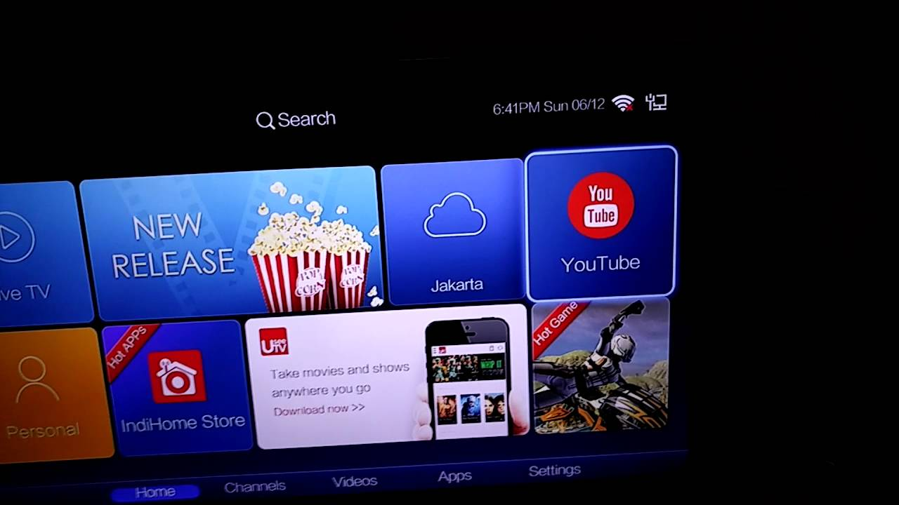 Solusi Error Dan Setting Wifi Internet Di Stb Hybr Youtube Android Smart Media Box Huawei Ec6108v9 Sudah Upgrade Bisa Install Apk