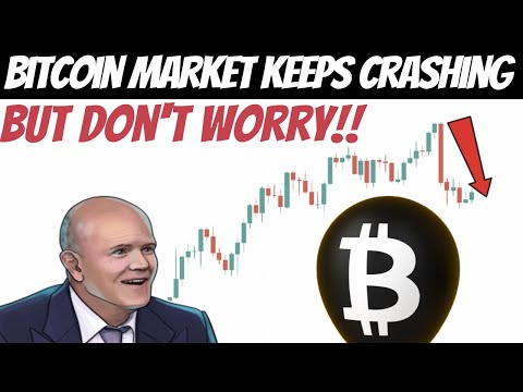 Why Bitcoin Market Keeps Crashing | Here is What We Should Expect Next!!