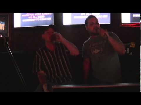 Karaoke Night Compilation at Fast Eddies San Antonio