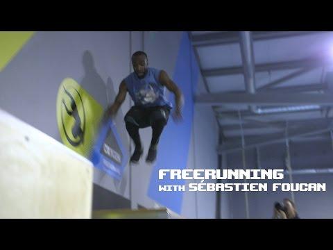 Freerunning with it's creator Sébastien Foucan at Oxygen Southampton
