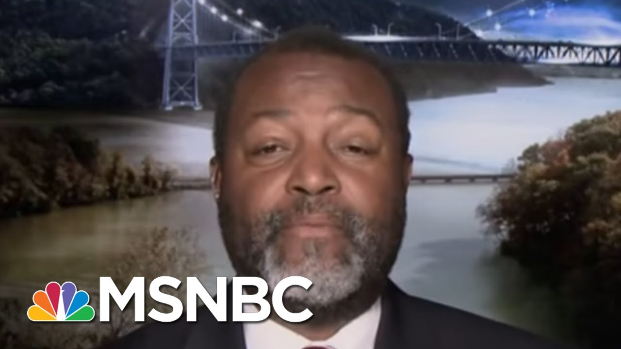Malcolm Nance: 'This Is A Time For Us To Speak Up' Against Pres. Trump | The Last Word | MSNBC