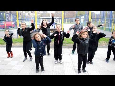 "Kriss Cross - Jump!   Main ""A"" Kids   KayLight Choreography   The CENTER"